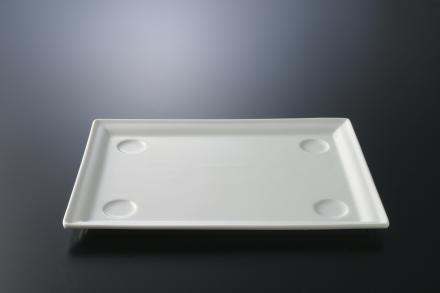 27cm Rextangle Plate