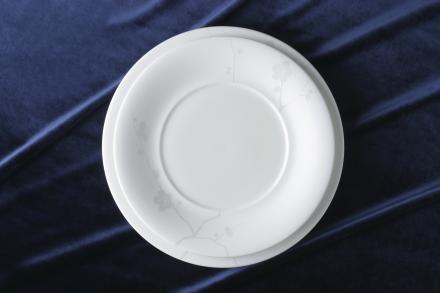 DESIGN PLATE 28cm Plate,Ume