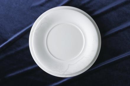 28cm DESIGN  Plate Matsu