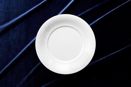 31cm Deep Design Plate (L) Sakura