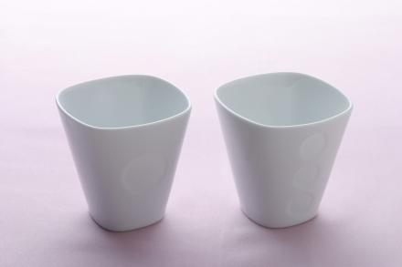 Green Tea Cup ×2 set