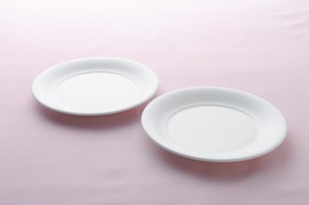 18cm Plate×2 set